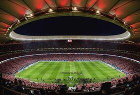 Parcheggi Stade Wanda Metropolitano a Madrid - Ideale per partite e concerti