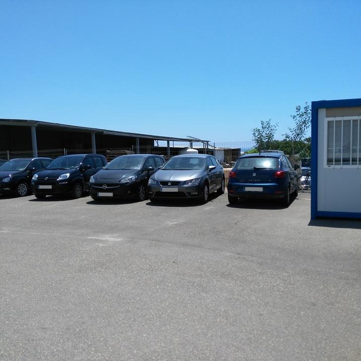 MARVILL Discount Car Park (External) Almeria