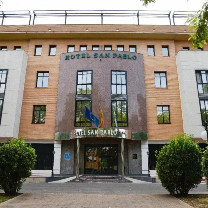 Parking Hotel SAN PABLO SEVILLA (Cubierto) Sevilla