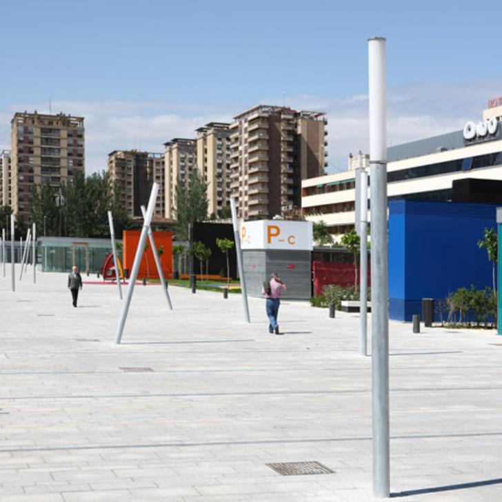 IC EDUARDO IBARRA Openbare Parking (Overdekt) Zaragoza
