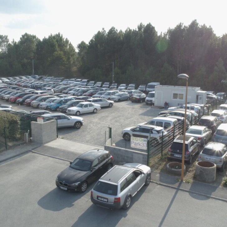 Parking Low Cost ECOPARK 33 (Exterior) Saint-Jean de l'Illac