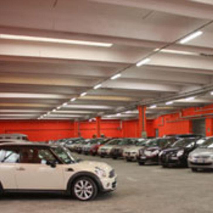 Parcheggio Low Cost PARK TO FLY: MALPENSA T1 & T2 COMFORT (Coperto) Somma lombardo (VA)