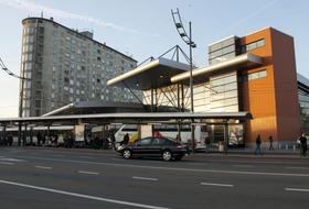 Parques de estacionamento Estação Oeste de Bruxelas em Bruxelles - Reserve ao melhor preço
