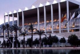 Parkings Palais de la musique de Valencia à Valencia - Idéal spectacles