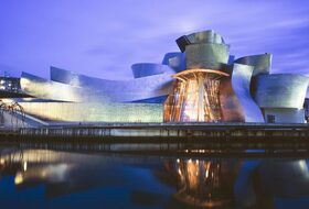Museo Guggenheim car parks in Bilbao - Book at the best price