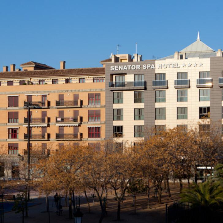 SENATOR GRANADA SPA Hotel Car Park (Covered) Granada
