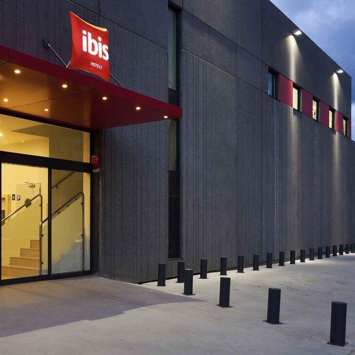 Parking Hôtel IBIS Y IBIS BUDGET OVIEDO (Couvert) Oviedo