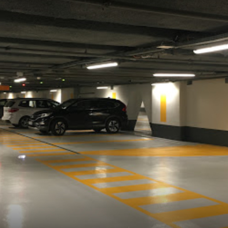 Parking Public BERGER-LES HALLES (Couvert) PARIS