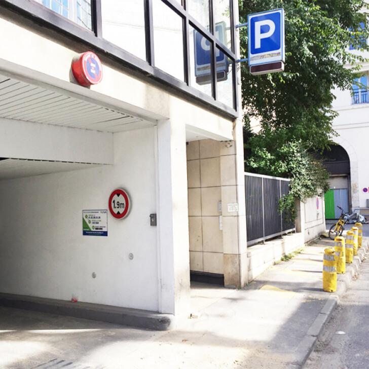Parcheggio Pubblico BEPARK CHAMPS-ELYSÉES (Coperto) Paris
