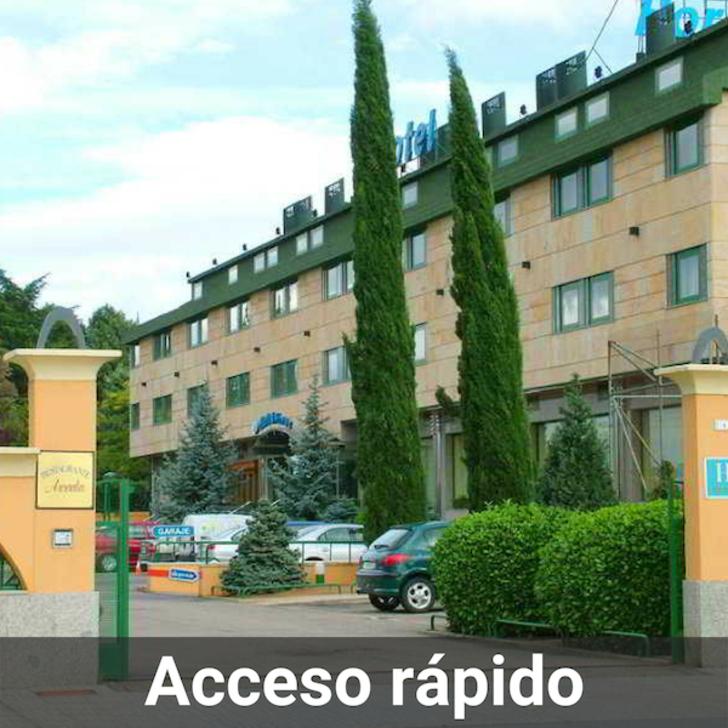 SERCOTEL HORUS SALAMANCA Hotel Car Park (Covered) Salamanca