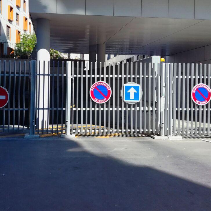 Parking Residencia RUE GILBERT CESBRON (Cubierto) Paris