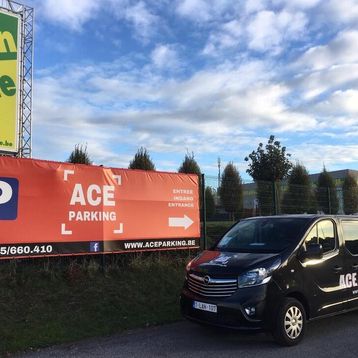 Parking Low Cost ACE (Exterior) Gosselies