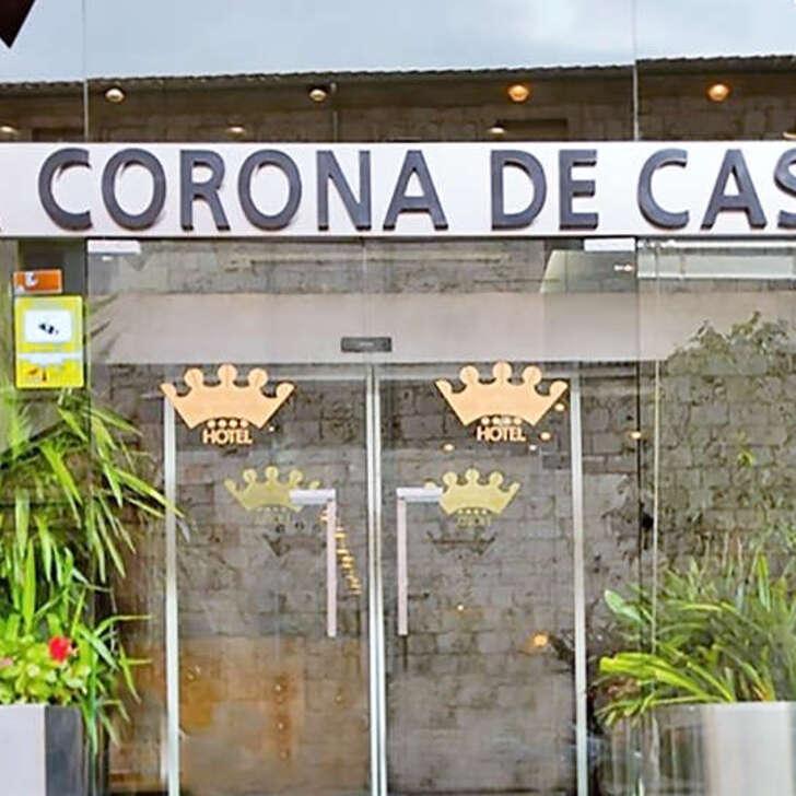 Parking Hotel SERCOTEL BURGOS CORONA DE CASTILLA (Cubierto) Burgos