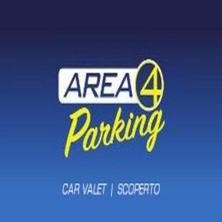 AREA 4 PARKING Valet Service Parking (Exterieur) Fiumicino