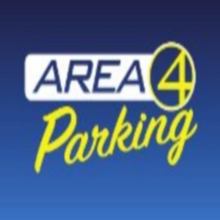 Parking Servicio VIP AREA 4 PARKING (Cubierto) Fiumicino