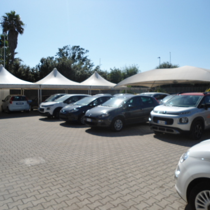 Parking Low Cost AREA 4 PARKING (Exterior) Fiumicino