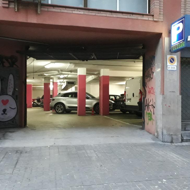 Parking Público PADRIAL (Cubierto) Barcelona