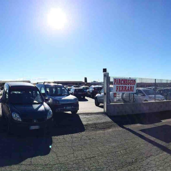 Parcheggio Low Cost FERRARI (Esterno) CIAMPINO (RM)