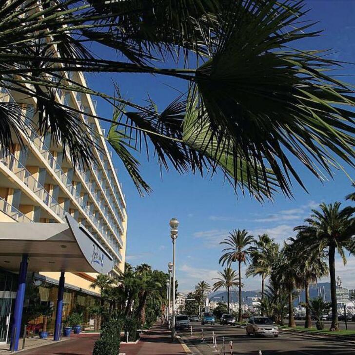Parking Hotel RADISSON BLU NICE (Cubierto) NICE