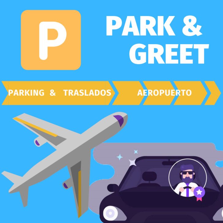 PARK AND GREET Discount Car Park (External) Sant Boi de Llobregat