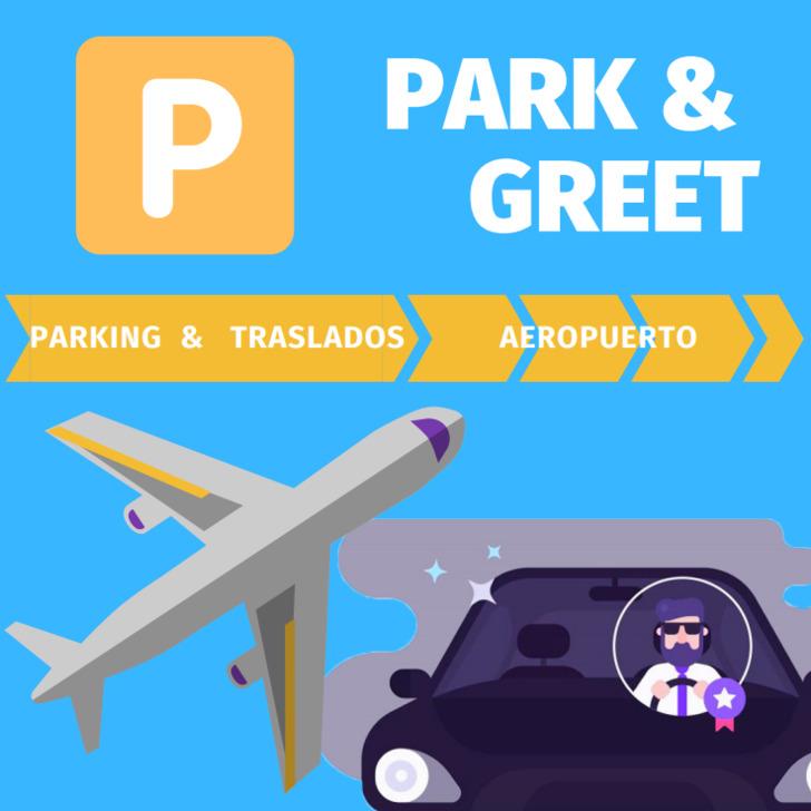 Parking Low Cost PARK AND GREET (Exterior) Sant Boi de Llobregat