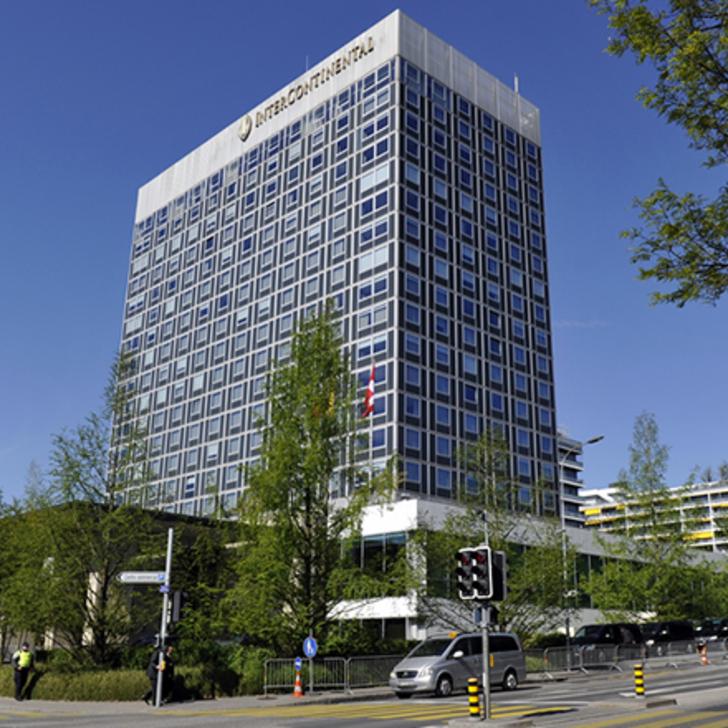 INTERCONTINENTAL GENÈVE Hotel Parking (Overdekt) Genève
