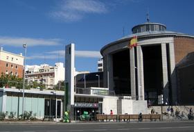 Parques de estacionamento Échangeur moncloa em Madrid - Reserve ao melhor preço
