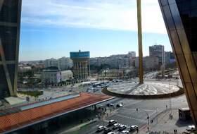 Parques de estacionamento Échangeur Place Castille em Madrid - Reserve ao melhor preço