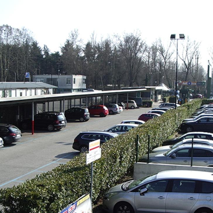 STOP&FLY Discount Car Park (External) Novegro (MI)