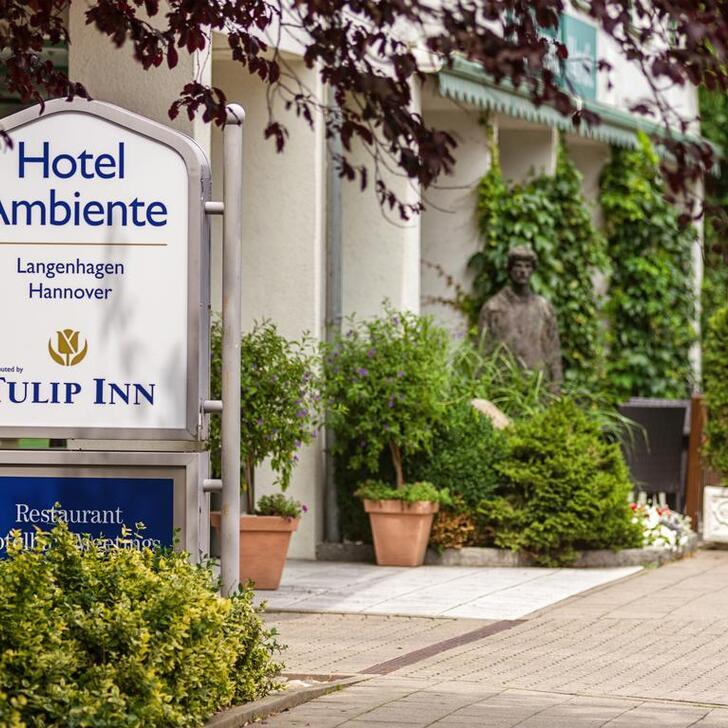 HOTEL AMBIENTE BY TULIP INN Hotel Car Park (External) Langenhagen