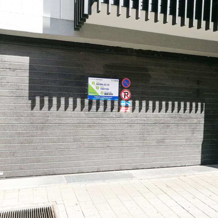 Parking Público BEPARK CHAUSSÉE DE WAVRE (Cubierto) Auderghem