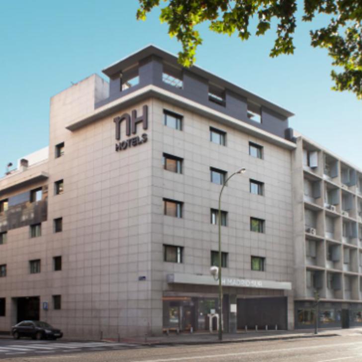 Parking Hôtel NH MADRID SUR (Couvert) Madrid