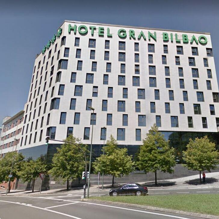Parking Hôtel GRAN BILBAO (Couvert) Bilbao