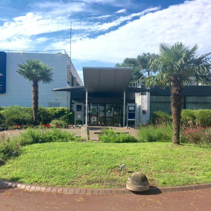 Parking Hôtel NOVOTEL BORDEAUX AÉROPORT (Extérieur) Mérignac
