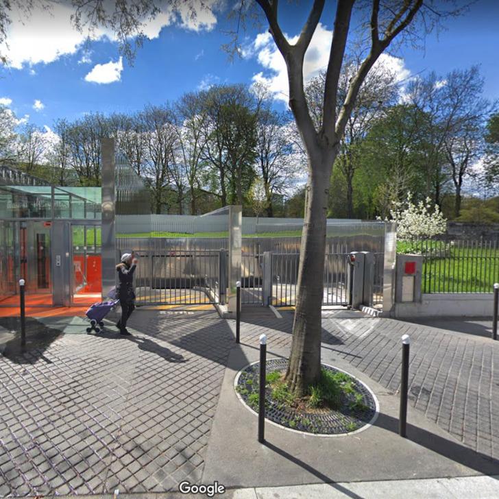 Parking Residencia BOULEVARD DU BOIS LE PRÊTRE (Cubierto) Paris