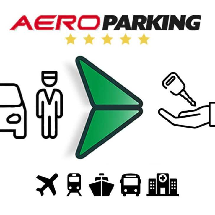 AEROPARKING Valet Service Parking (Exterieur) Alicante