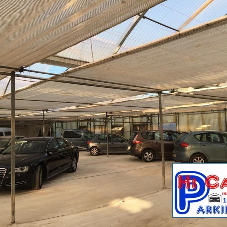 HI PARK Discount Car Park (Covered) Alicante