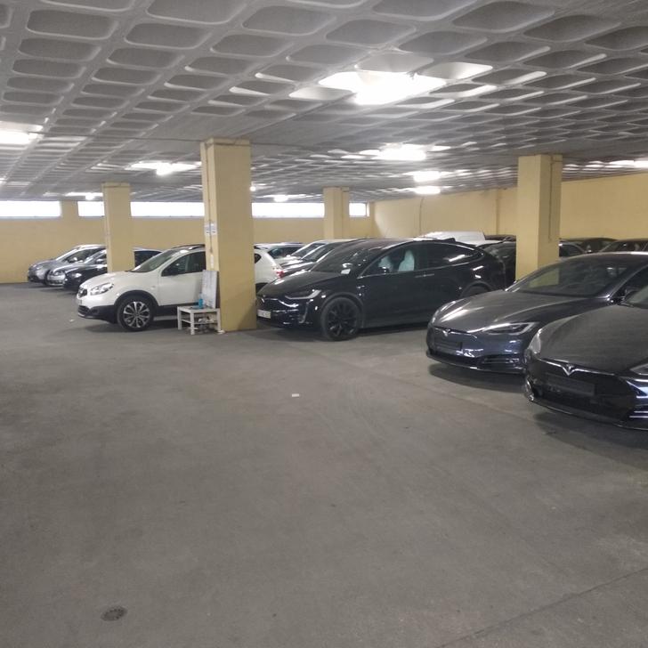 Estacionamento Low Cost JETPARK (Coberto) Prior Velho