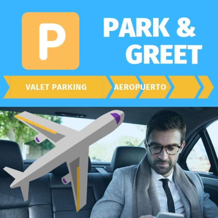 Parking Servicio VIP PARK AND GREET (Exterior) El Prat de Llobregat