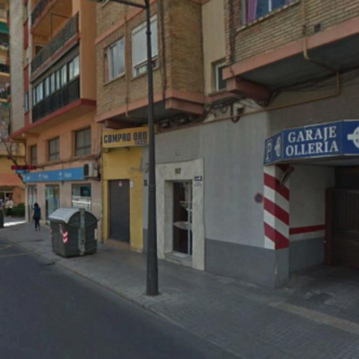Parking Public OLLERIA VALENCIA (Couvert) Valencia