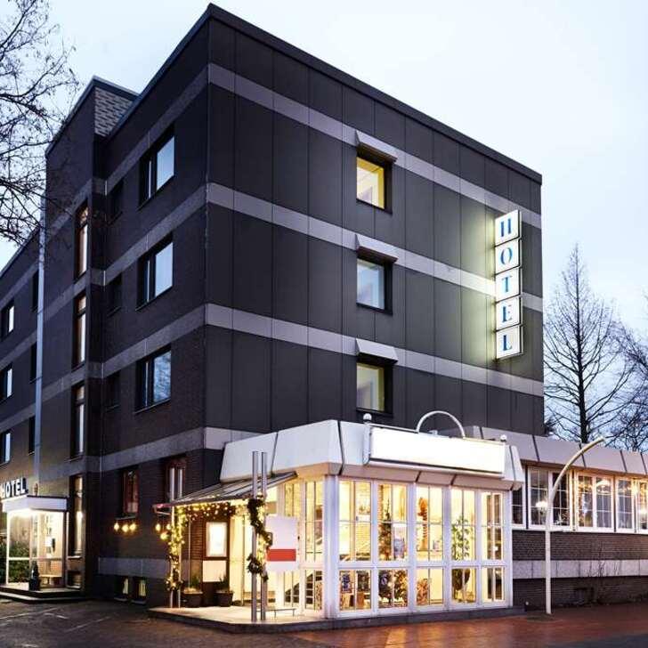 HOTEL HANNOVER AIRPORT BY PREMIERE CLASSE Hotel Car Park (External) Langenhagen