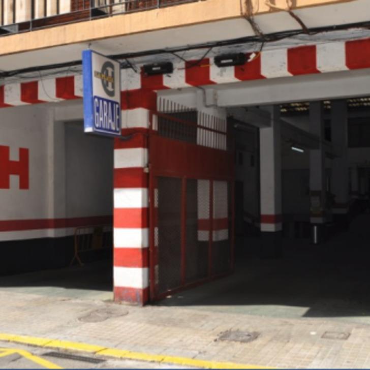 GARAJE LA PLATA Openbare Parking (Overdekt) Valencia