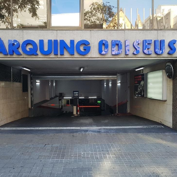 ODISEUS Public Car Park (Covered) Barcelona