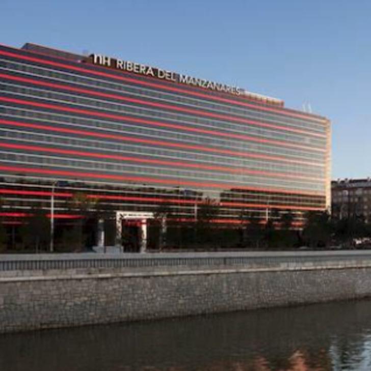 NH RIBERA DEL MANZANARES Hotel Car Park (Covered) Madrid