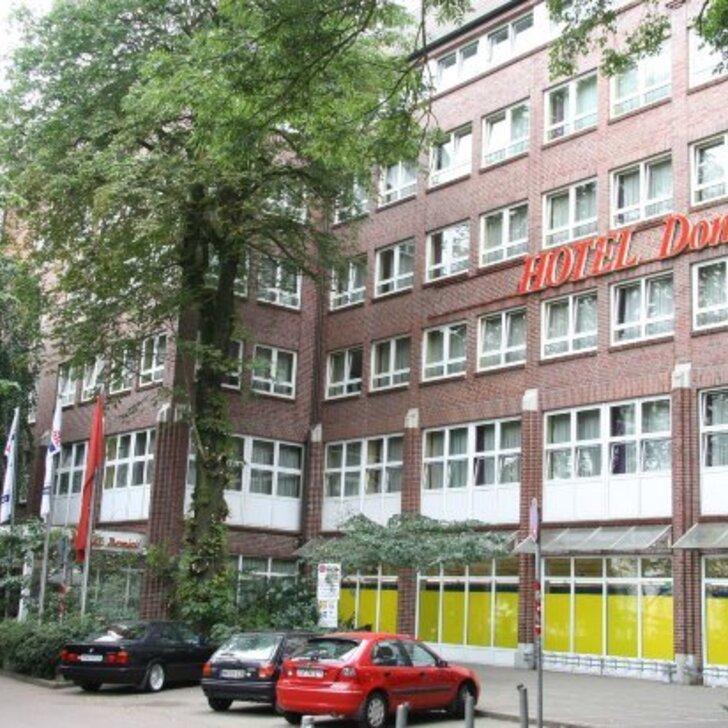 HOTEL DOMICIL HAMBURG BY GOLDEN TULIP Hotel Car Park (Covered) Hamburg
