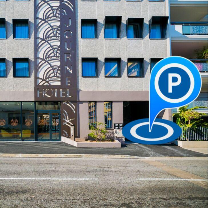 Parking Hotel JOURNEL SAINT-LAURENT-DU-VAR (Cubierto) Saint-Laurent-du-Var