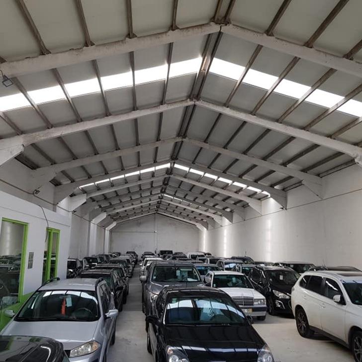 Parking Discount INDOOR PARKING LOW COST (Couvert) Perafita