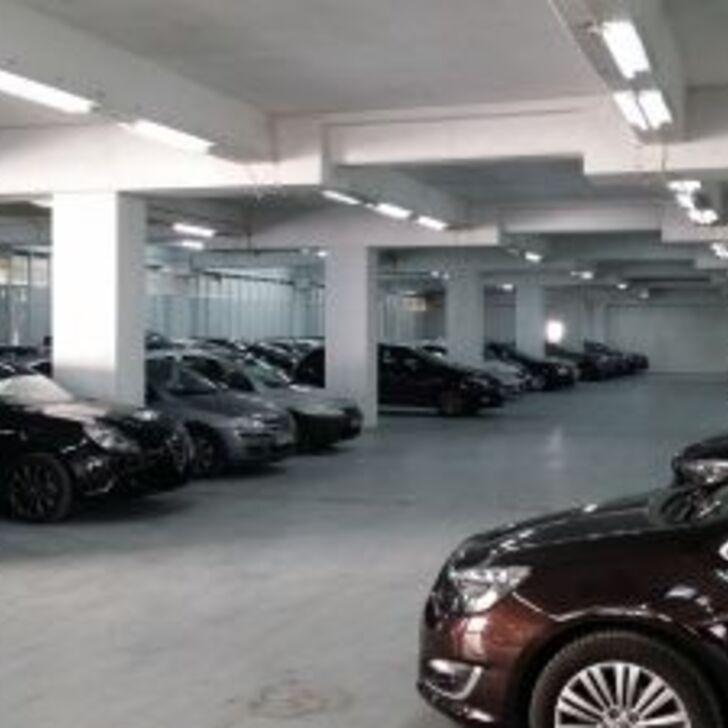 EASYPARKING Discount Car Park (Covered) Prior velho