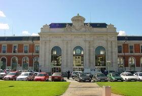 Gare de Valladolid-Campo Grande car parks in Valladolid - Book at the best price