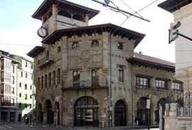 Gare de Bilbao-Atxuri  car parks in Bilbao - Book at the best price